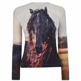Push Button Push Button Horse T Shirt