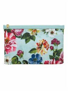 Dolce & Gabbana Floral Printed Clutch