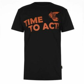 Vivienne Westwood Anglomania Time To Act T Shirt