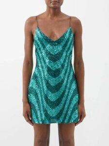 Extreme Cashmere - No. 61 Koto Longline Stretch-cashmere Cardigan - Womens - Khaki