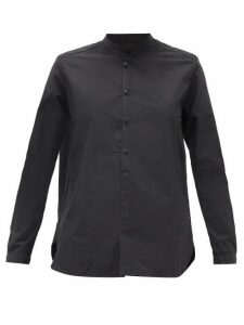 Toogood - The Botanist Cotton-poplin Shirt - Womens - Black