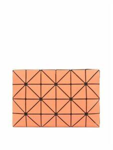 Bao Bao Issey Miyake - Lucent Clutch Bag - Womens - Orange