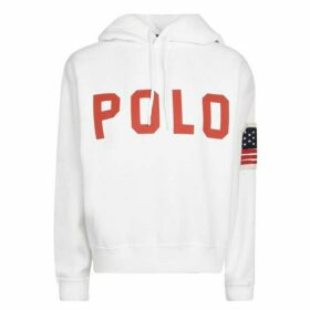 Polo Ralph Lauren Large Polo Hooded Sweatshirt