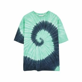Ninety Percent Tie-dyed Organic Cotton T-shirt