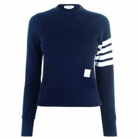 Thom Browne 4 Bar Sweater