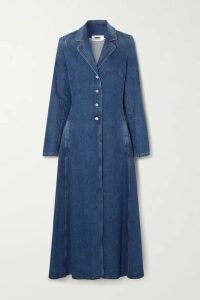 MM6 Maison Margiela - Denim Coat - Mid denim