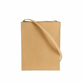 PAISIE - Regents Three Tone Top In Blue Off White & Tan