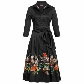 Blackburd - Soft Navy Crop Jumper