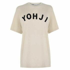 Y3 Yohji Short Sleeve T Shirt