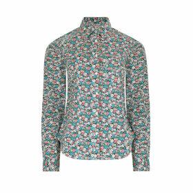 Mews Ditsy Poplin Shirt