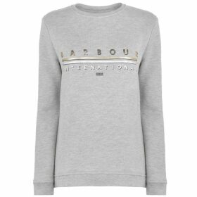 Barbour International Doran Logo Sweatshirt