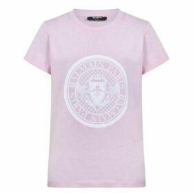 Balmain Circle T Shirt
