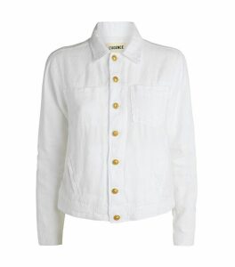 Celine Linen Jacket