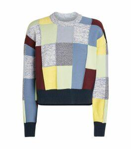 Kristin Patchwork Sweater