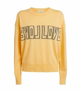 Love Wool-Cashmere Sweater