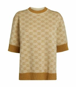 Wool-Rich Interlocking G Sweater