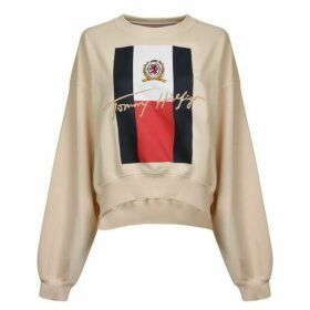 Hilfiger Collection College Logo Sweatshirt