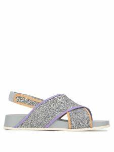 Camper Twins sandals - Grey