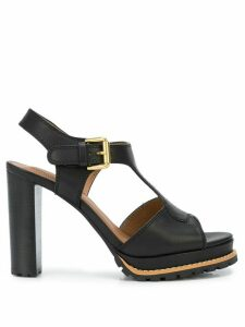 See by Chloé Brooke 90mm sandals - Black