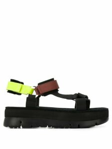 Camper Oruga sandals - Black