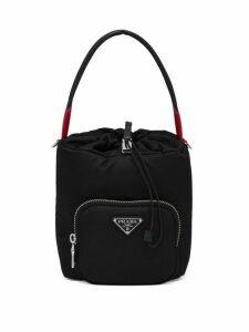 Prada Cargo bucket bag - Black