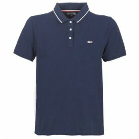 Tommy Jeans  TJW TOMMY CLASSICS POLO  women's Polo shirt in Blue