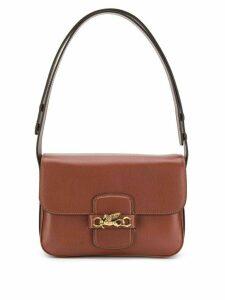 Etro Pegaso shoulder bag - Brown