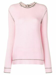 Marni cashmere jumper - PINK