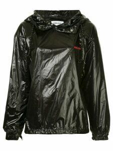 AMBUSH hoodie top - Black