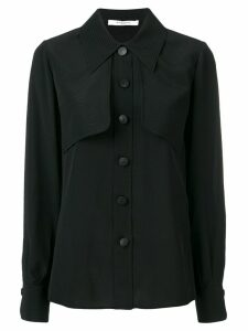 Givenchy stitch detail shirt - Black