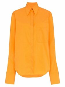 Rejina Pyo Orange Mira Oversized Collared Shirt