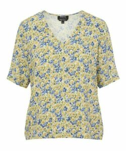 Lina Floral Blouse