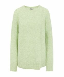 Kerna Fluffy Alpaca Knit Jumper