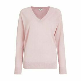JEFF Ellen Metallic Jumper, Pink
