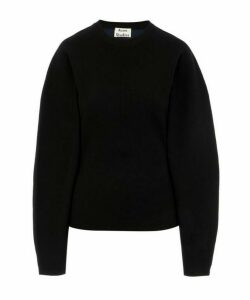 Konstanze Structured Wool Jumper