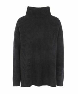 Lisbon Cashmere Roll-Neck Jumper