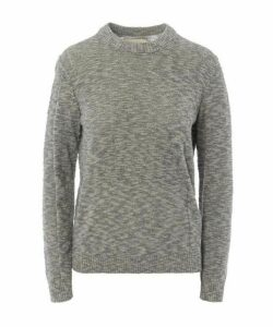 Slub Textured Knit Jumper