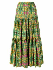 La Doublej Big skirt - Green