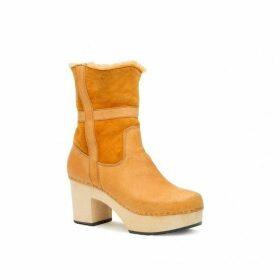 Swedish Hasbeens Hippie low boots