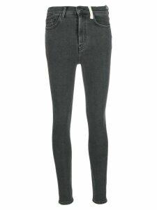 Current/Elliott high waist skinny jeans - Grey