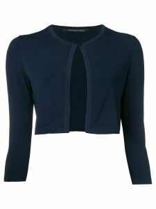 Antonino Valenti cropped cardigan - Blue