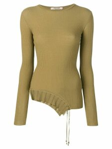 Roberto Cavalli asymmetric pullover - 04384