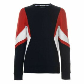 Tommy Jeans Colour Block Sweatshirt