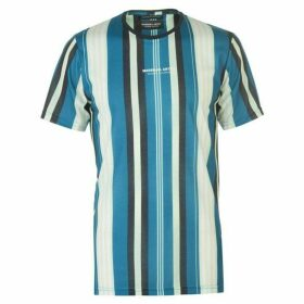 Marshall Artist Vertical Stripe T Shirt