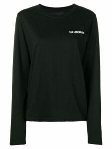 Han Kjøbenhavn logo shirt - Black