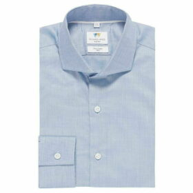 Richard James Chambray Slim Fit Shirt