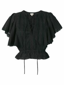 Temperley London Beaux blouse - Black
