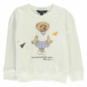 Polo Ralph Lauren Polo Bear Long Sleeve Sweater