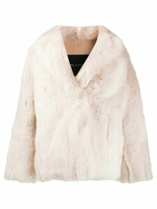 Blancha oversized jacket - PINK