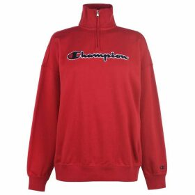 Champion Half Zip Sweatshirt
